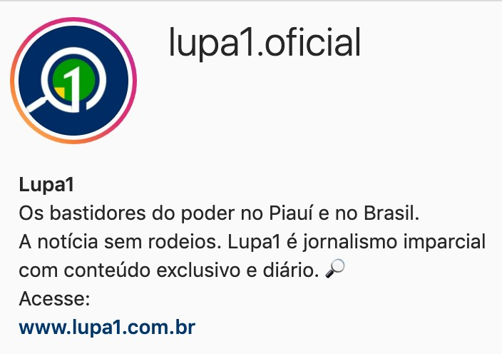 Instagram Lupa 1